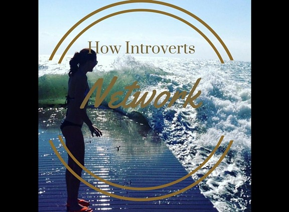 Facing Waves How Introverts Network Copybridge